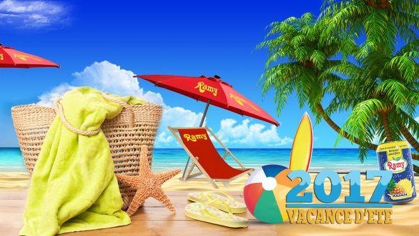 Saison estivale 2017 sous le thème de la propreté des plages