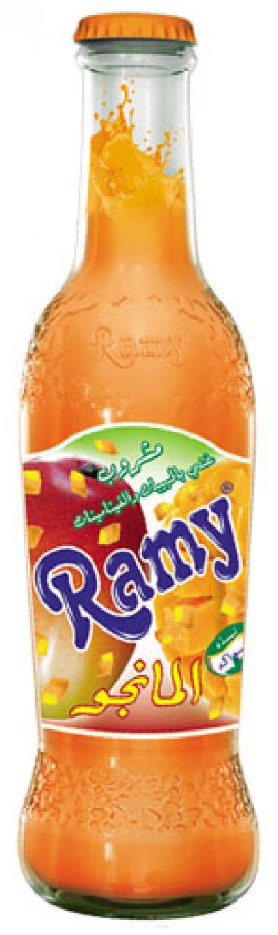 Ramy Bouteille en verre