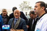 L'usine de Ramy Milk reçoit la visite de Monsieur Abdelkader Zoukh, Wali d'Alger