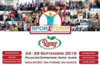 Ramy, sponsor du Salon sporEform 2018.