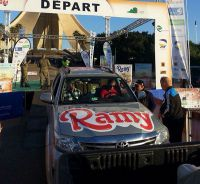 "Ramy, sponsor officiel du Rallye ""Challenge SAHARI International"" 2016"