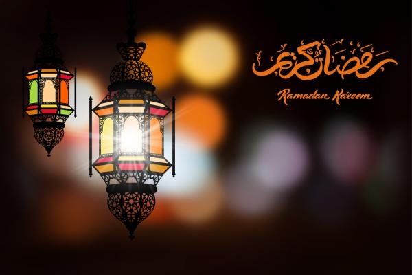 "Ramy wishes ""Ramadan Mubarak"" to all Algerians."