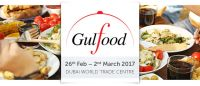Ramy exhibits at the Gulfood 2017 in Dubai.