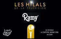 Ramy sponsor de la soirée « des hilals de la télévision »