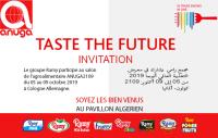 Le leader des boissons et des jus de fruits en Algérie présent à ANUGA 2019.