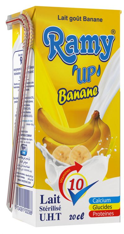 Ramy Up Banane