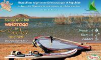 2e Edition du Wind-trip à Béchar.