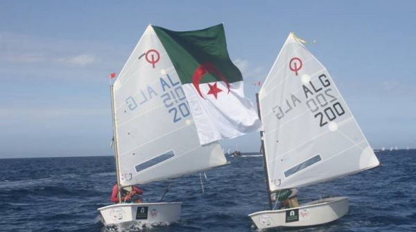 Algerian Sailing awards 2017 by Ramy