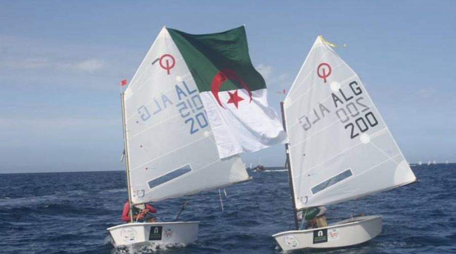 Algerian Sailing awards 2017 by Ramy