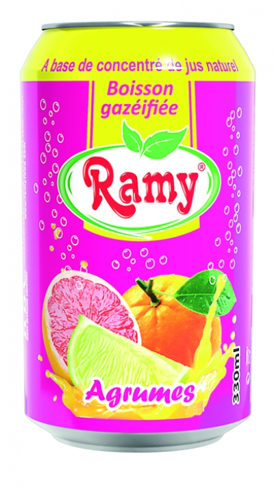 Ramy Carbonated Drink (Can)