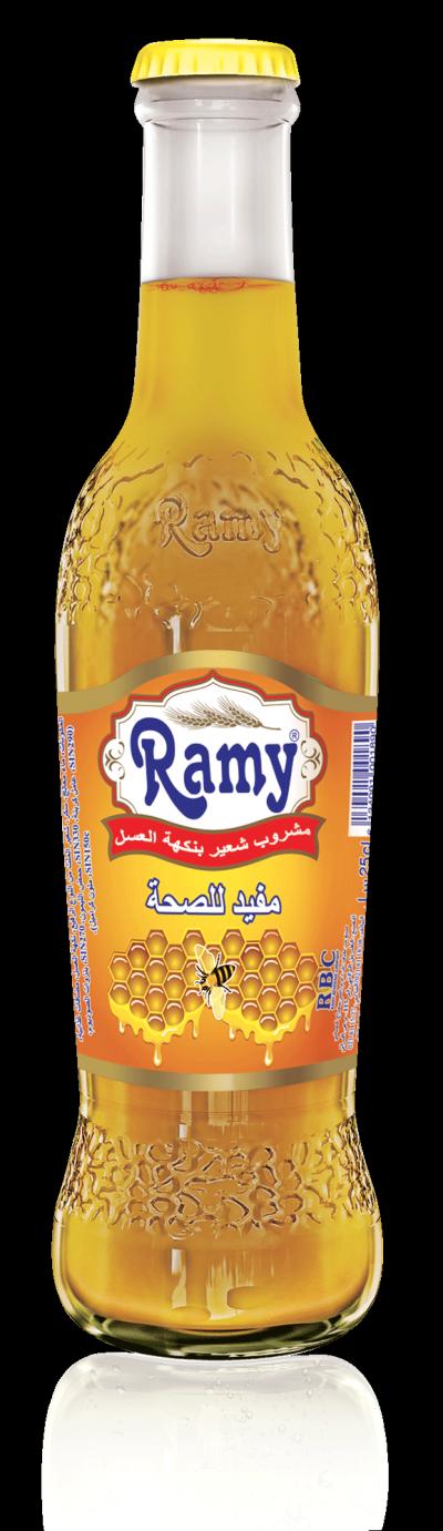 Ramy malté retournable