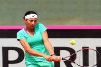 """لاعبة التنس الشابة """"إيناس إيبو"""" في زيارة لمقر شركة رامي"""