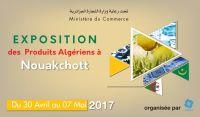 Première participation de Ramy à l'expo-vente des produits algériens à Nouakchott 2017