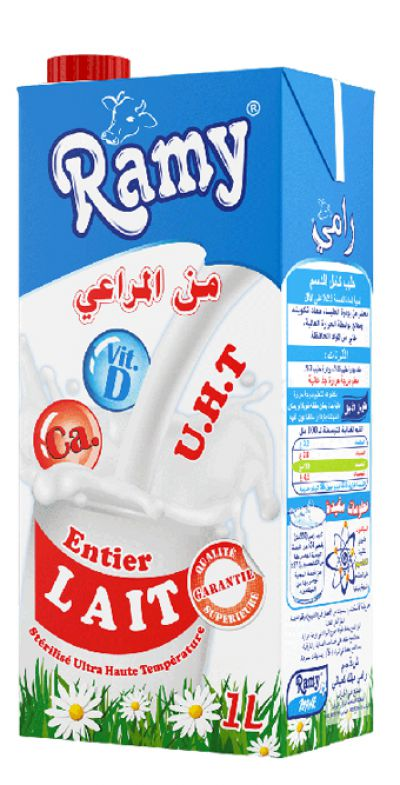 RAMY full-fat milk