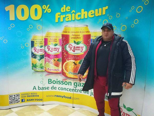 Un nouveau contrat de sponsoring avec le champion du monde « Mohamed Amine Bouafia »