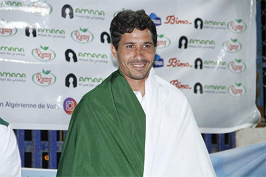 Championnat d'Afrique de voile ; Bouras et Berrichi approuvent leur billet pour les JO de Tokyo 2020.